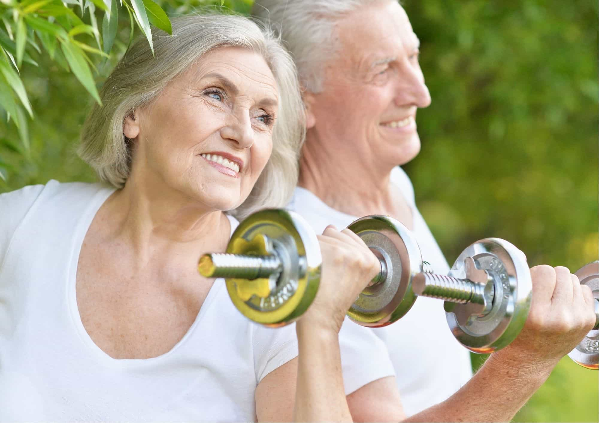 Elderly Australians: Your Fitness and Happiness Goals for 2020