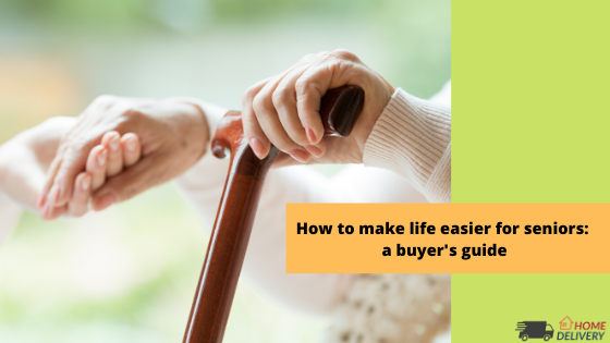 How to make life easier for seniors: a buyer's guide