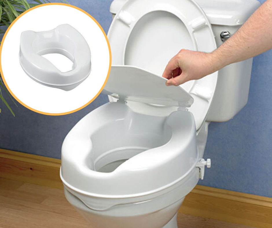 Guide for Seniors: how can a raised toilet seat help?
