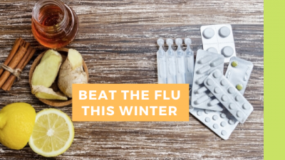 Beat the flu this winter