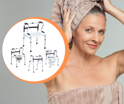 Why You Should Invest in a Multifunctional Shower Chair and Over Toilet Frame