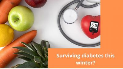 Surviving diabetes this winter