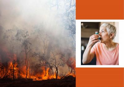 Asthma Threat: Reduce and prevent asthma flare-ups during the bushfires