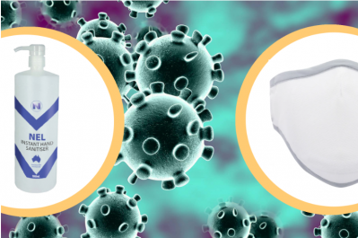 Do hand sanitisers and facemasks even protect you from the coronavirus?