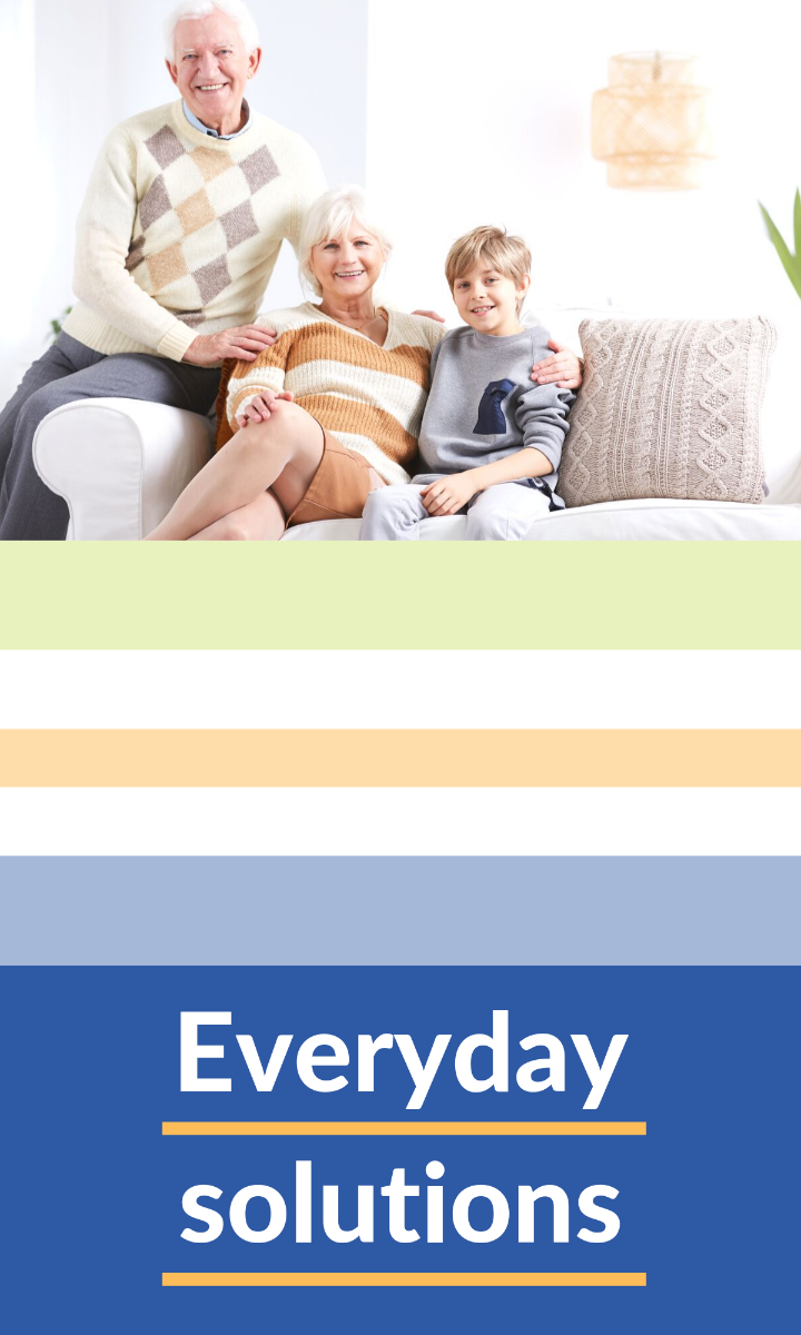 independent home aids to make everyday tasks easy