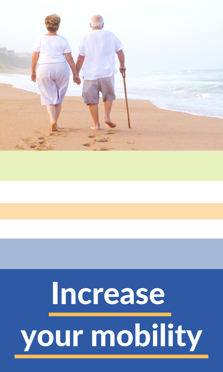Walking Aids to improve mobility