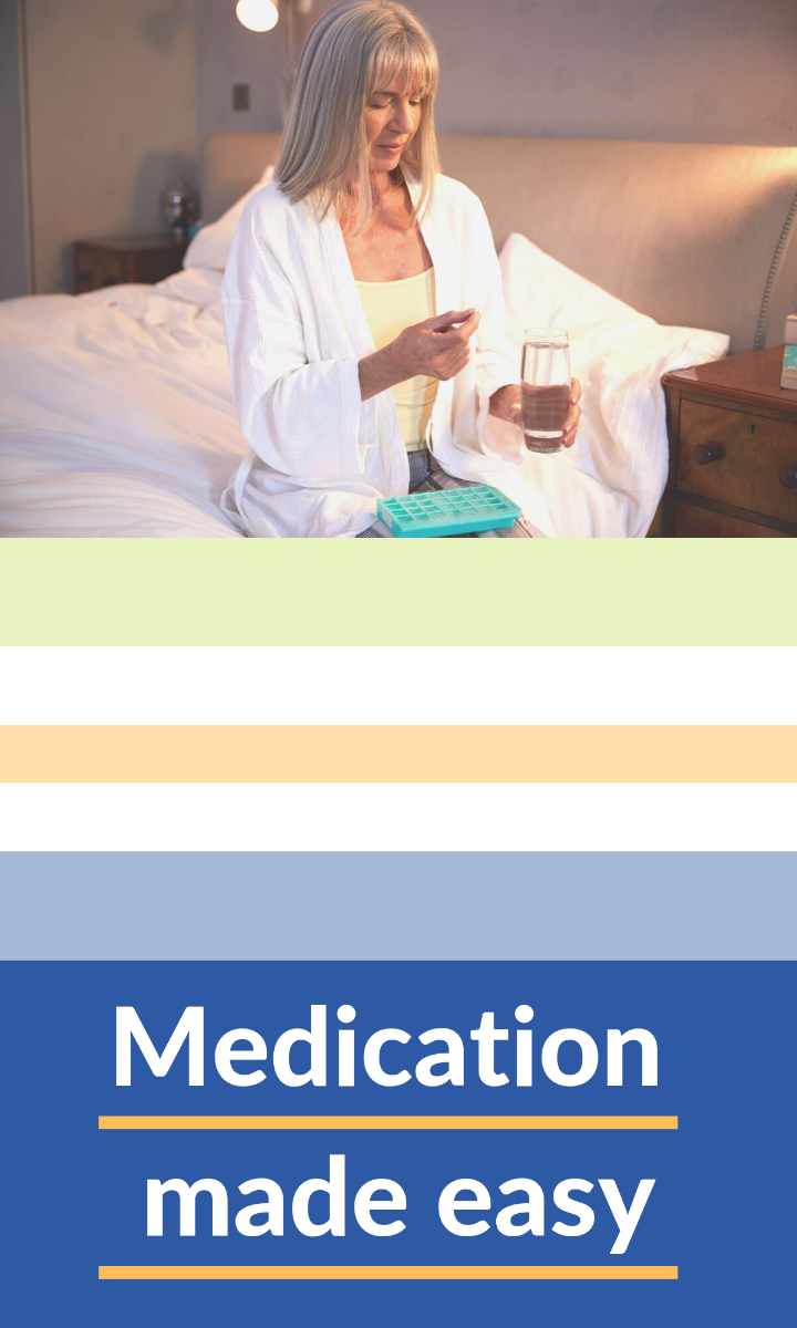 medication dispensers to help you with compliance and intake