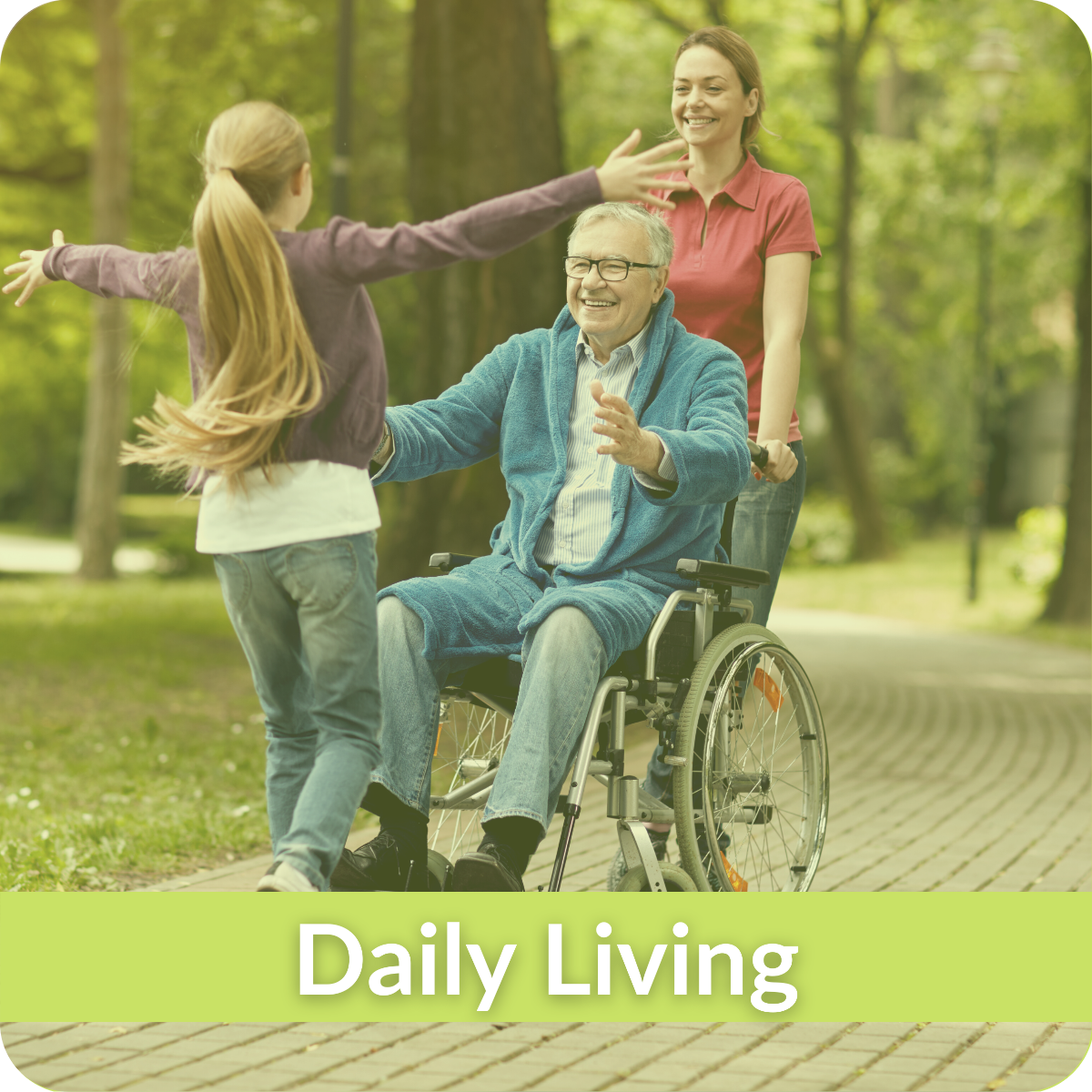 NDIS Consumables & Assistive Technology - Daily Living Aids