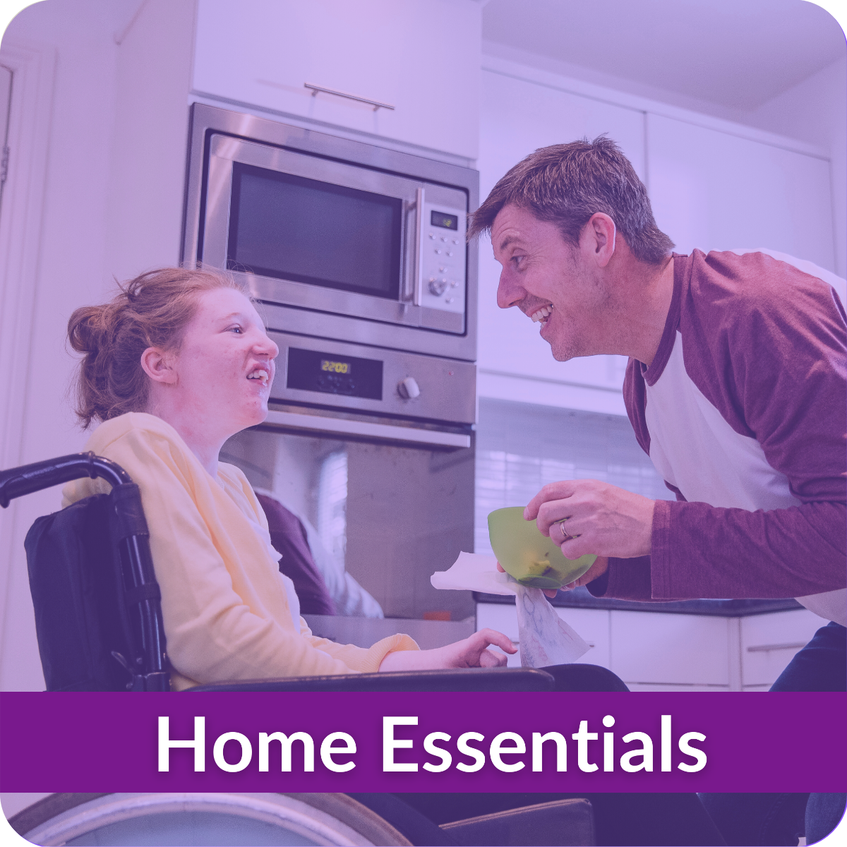 NDIS Consumables & Assistive Technology - for the home
