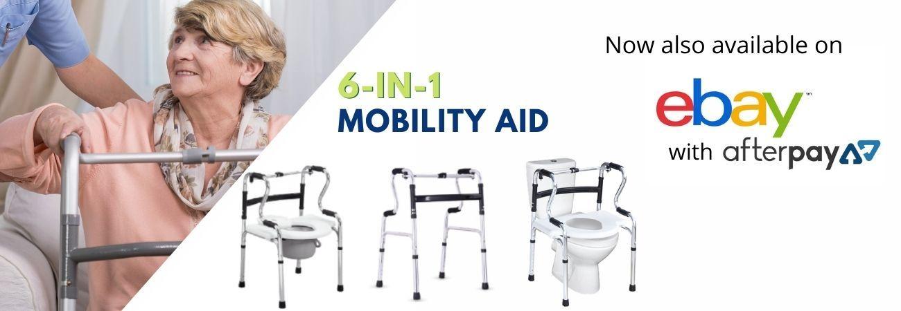 multifunctional over toilet