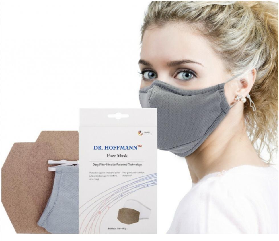 Dr Hoffmann face mask
