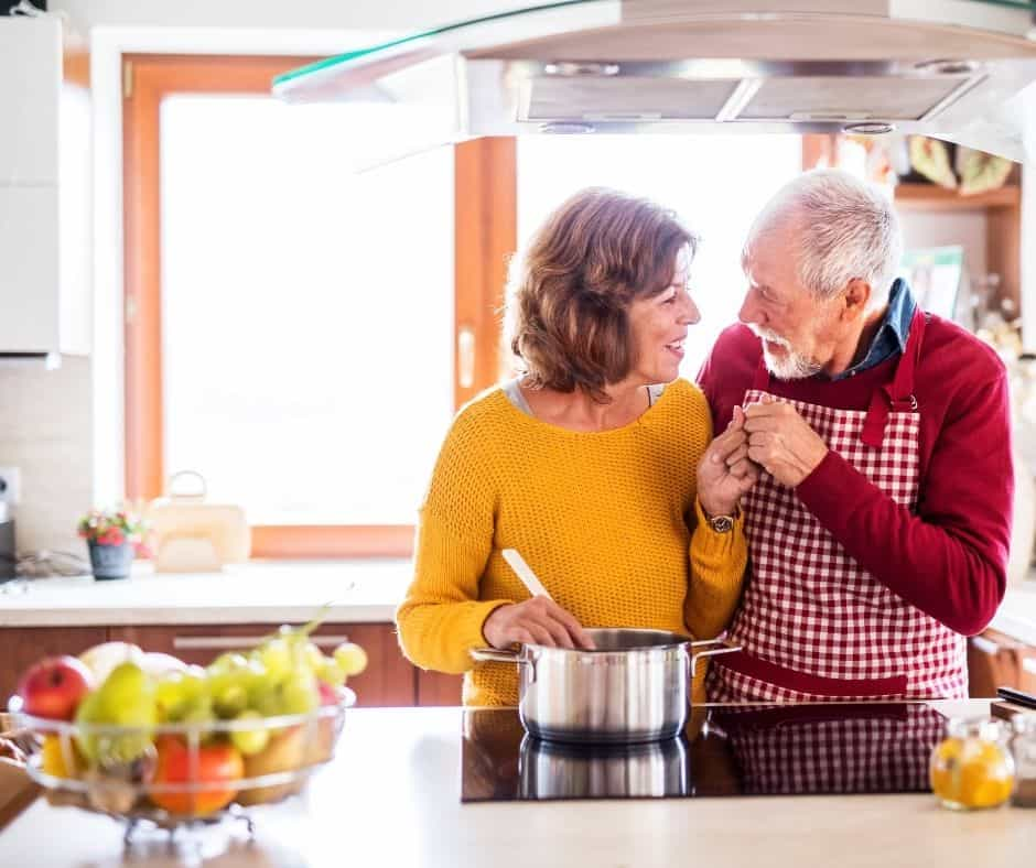 Aids for daily living for seniors