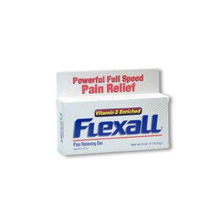 Flexall, pain relieving gel
