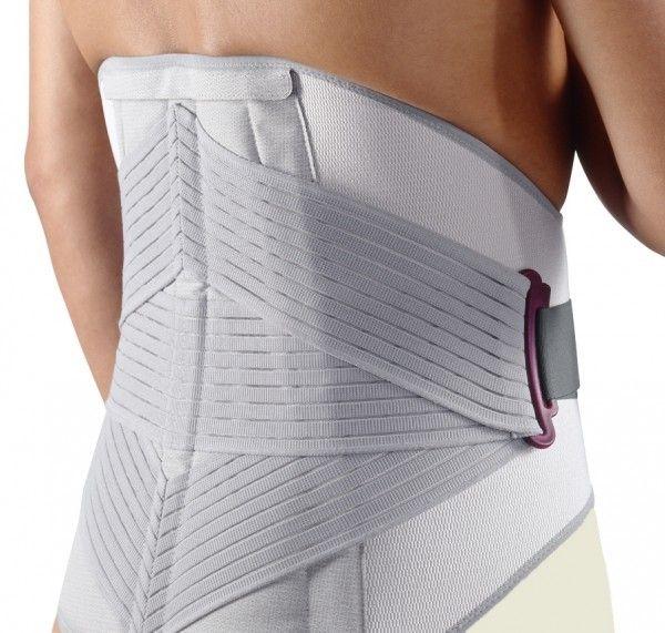 Push Med - Reinforced Back Support