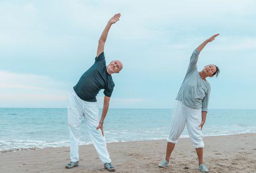 Regular exercise for heart diseases
